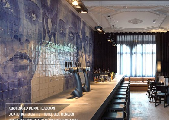 Cleij project Hotel Blue
